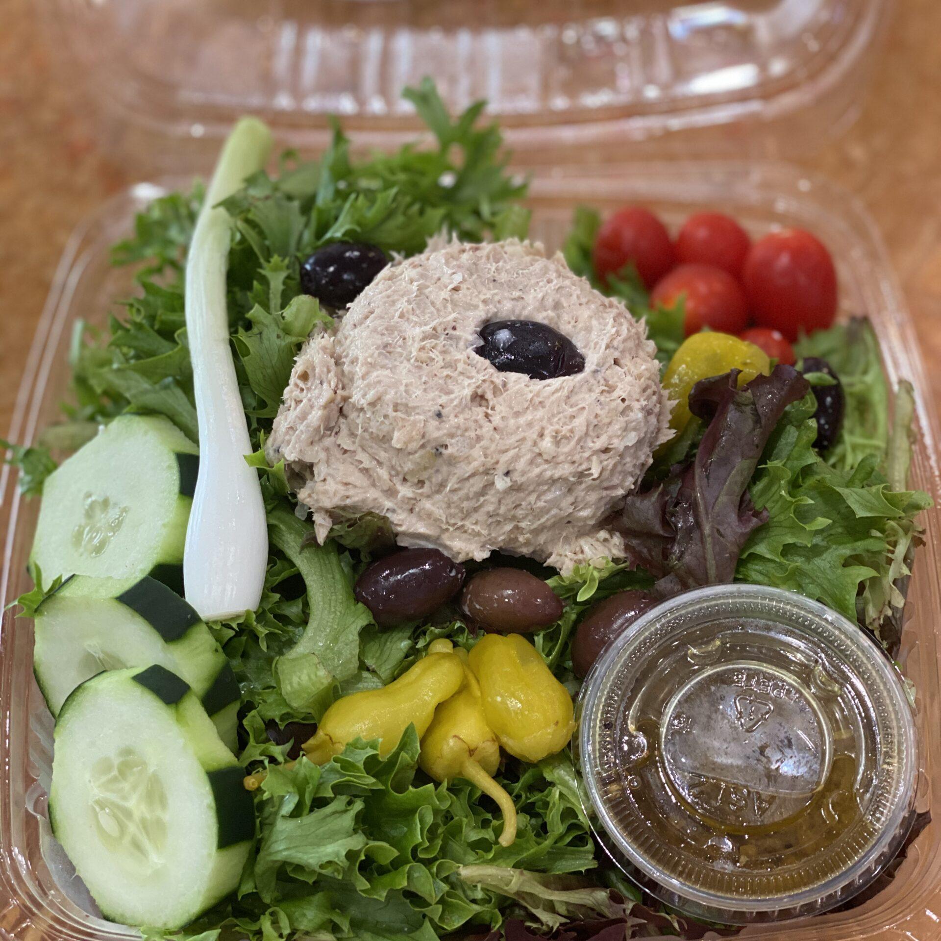 Greek Salad Open 2
