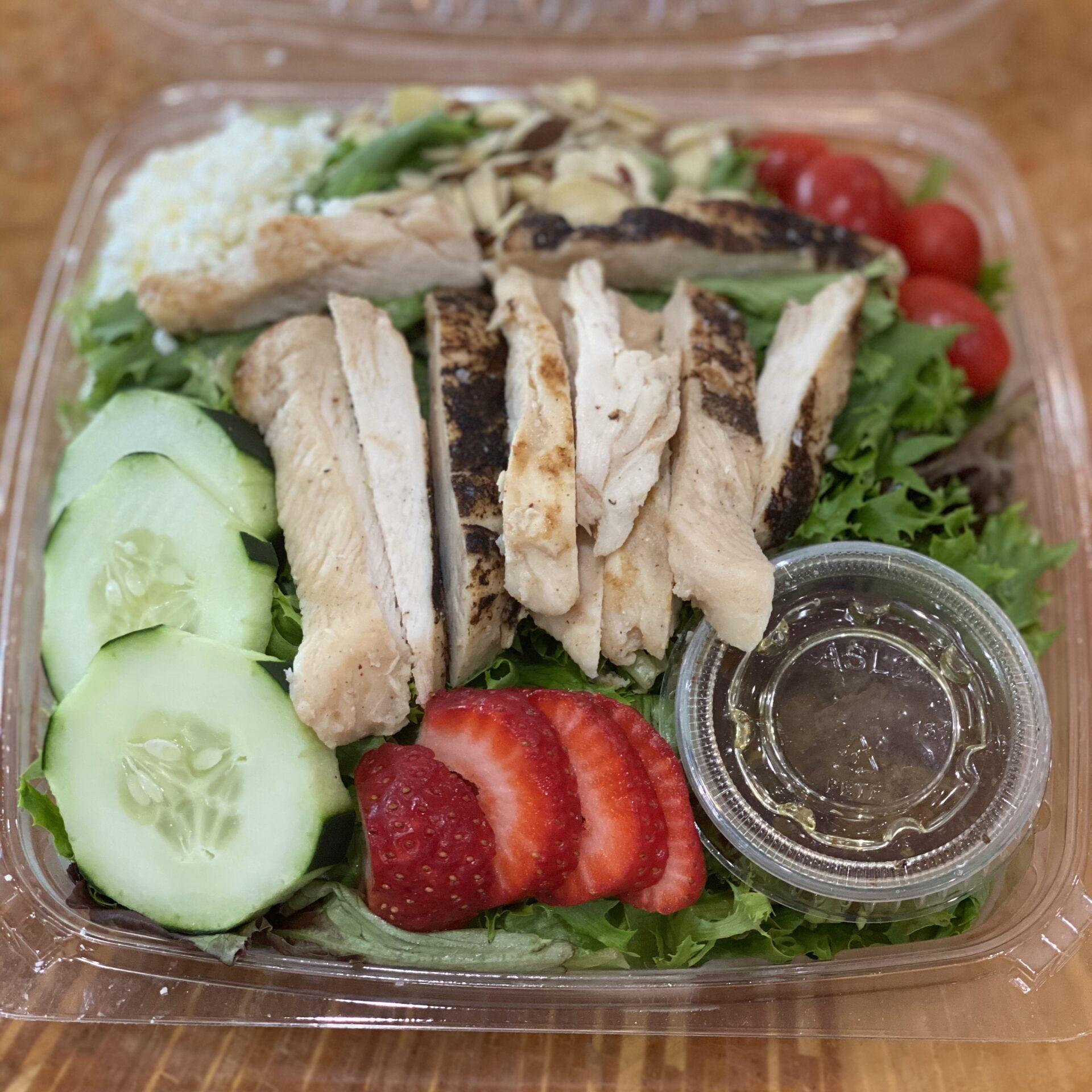 Greek Salad open 3